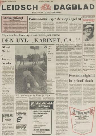 Leidsch Dagblad 1979-10-09