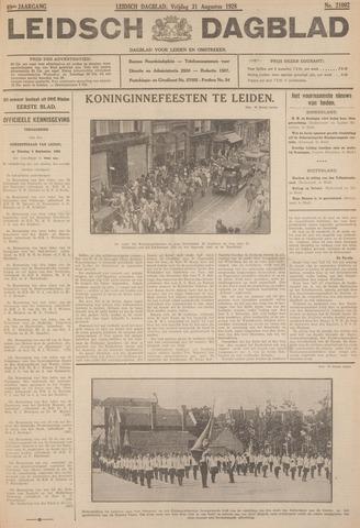 Leidsch Dagblad 1928-08-31