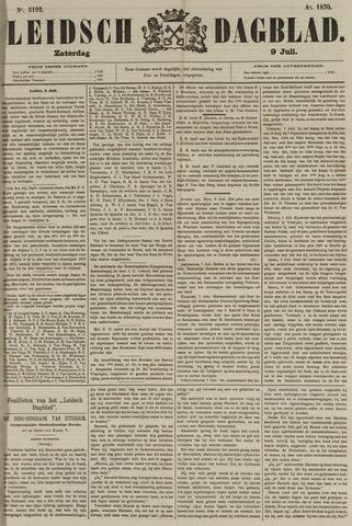 Leidsch Dagblad 1870-07-09