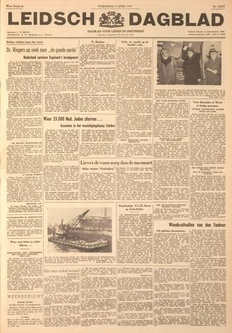 Leidsch Dagblad 1947-04-09