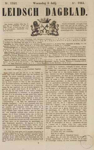 Leidsch Dagblad 1864-07-06