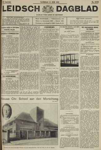 Leidsch Dagblad 1932-06-11