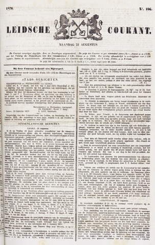 Leydse Courant 1876-08-21