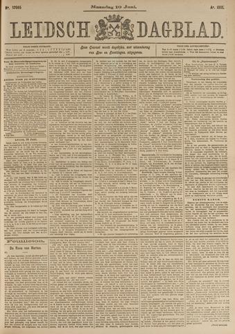 Leidsch Dagblad 1901-06-10