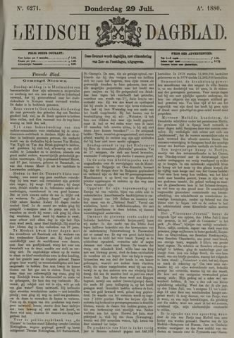 Leidsch Dagblad 1880-07-29