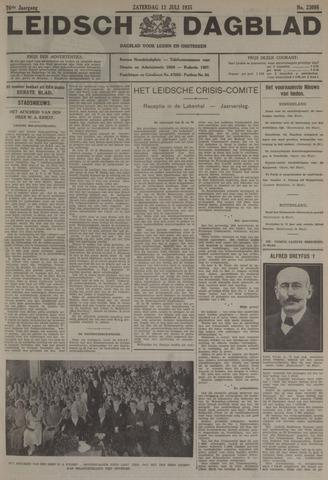 Leidsch Dagblad 1935-07-13