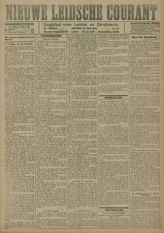 Nieuwe Leidsche Courant 1923-06-29