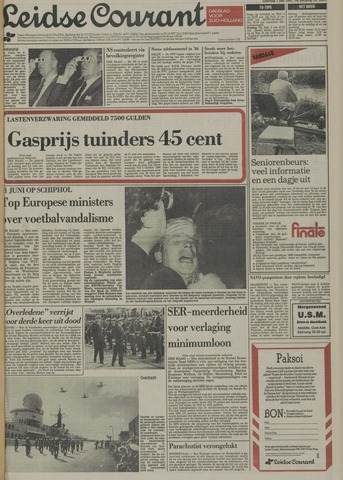 Leidse Courant 1985-06-01