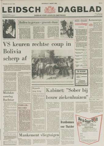 Leidsch Dagblad 1980-07-18