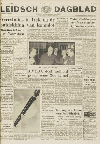 Leidsch Dagblad 1963-05-27