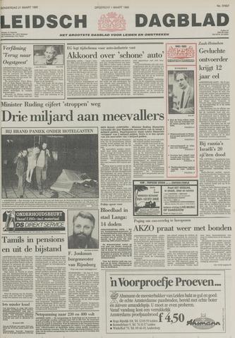 Leidsch Dagblad 1985-03-21