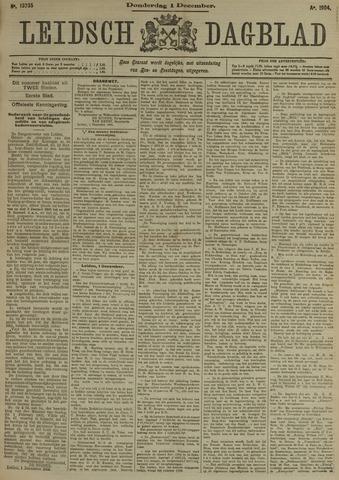 Leidsch Dagblad 1904-12-01