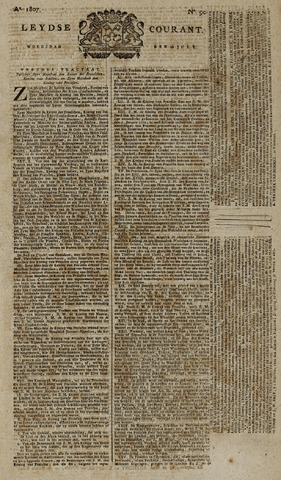 Leydse Courant 1807-07-29