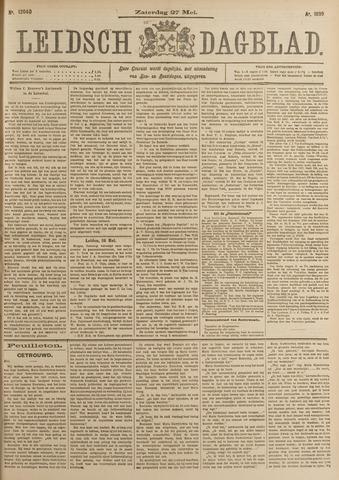 Leidsch Dagblad 1899-05-27