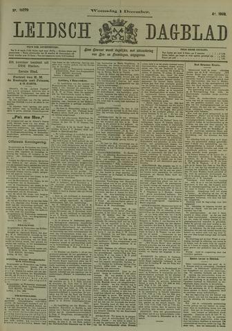 Leidsch Dagblad 1909-12-01