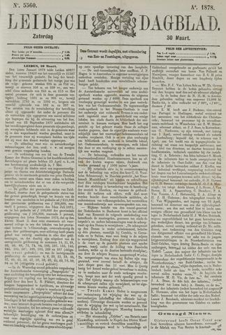 Leidsch Dagblad 1878-03-30