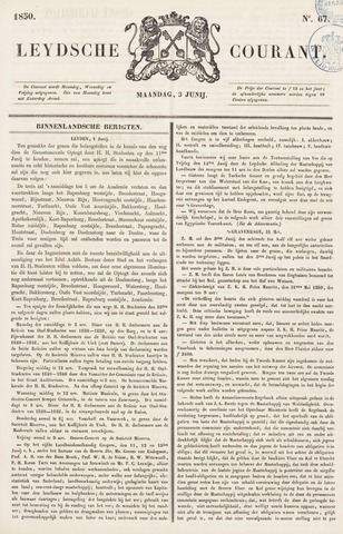 Leydse Courant 1850-06-03