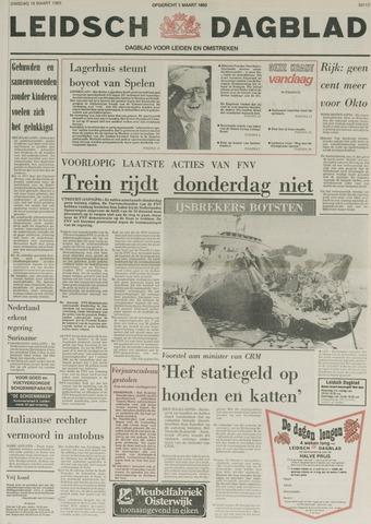 Leidsch Dagblad 1980-03-18