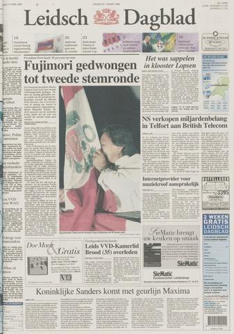Leidsch Dagblad 2000-04-13