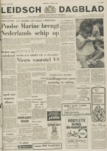Leidsch Dagblad 1968-04-19