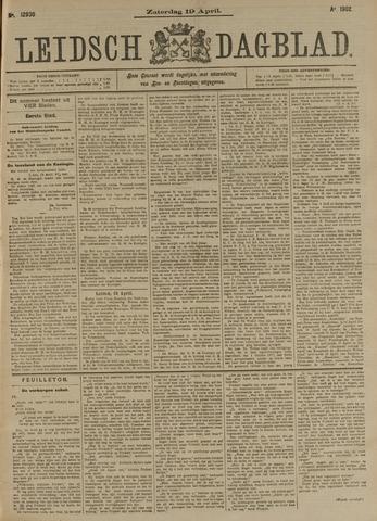 Leidsch Dagblad 1902-04-19