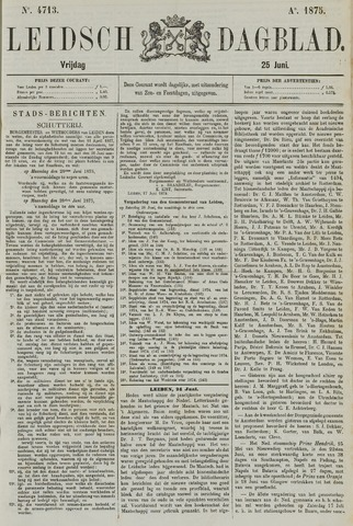 Leidsch Dagblad 1875-06-25