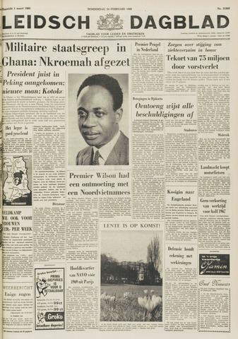 Leidsch Dagblad 1966-02-24