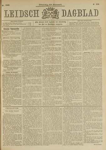 Leidsch Dagblad 1904-01-19
