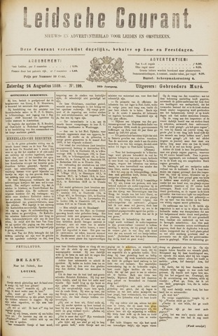 Leydse Courant 1889-08-24