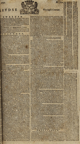 Leydse Courant 1752-10-06