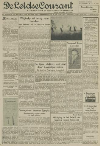Leidse Courant 1949-05-25