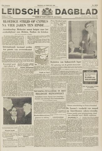 Leidsch Dagblad 1959-02-20
