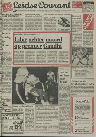 Leidse Courant 1984-11-19