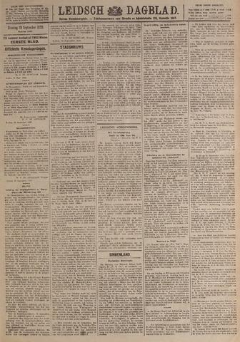 Leidsch Dagblad 1920-09-28
