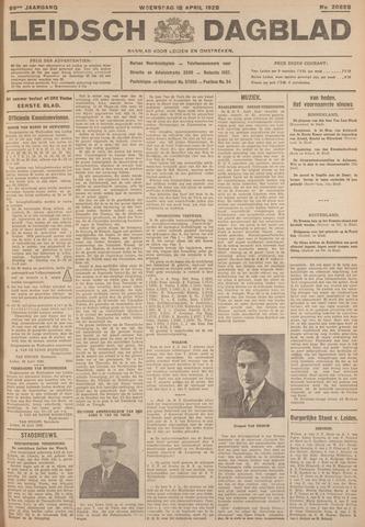 Leidsch Dagblad 1928-04-18