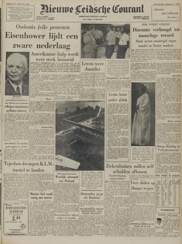 Nieuwe Leidsche Courant 1957-08-16