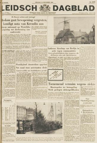 Leidsch Dagblad 1954-12-10