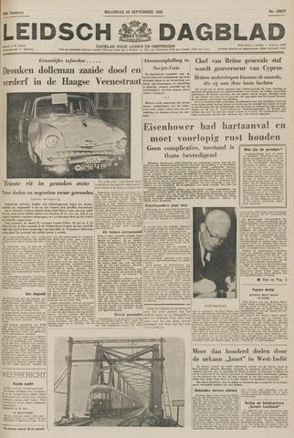 Leidsch Dagblad 1955-09-26