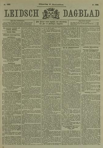 Leidsch Dagblad 1909-11-09