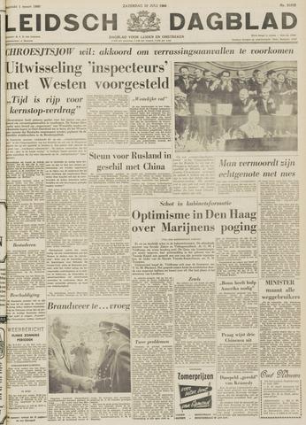 Leidsch Dagblad 1963-07-20
