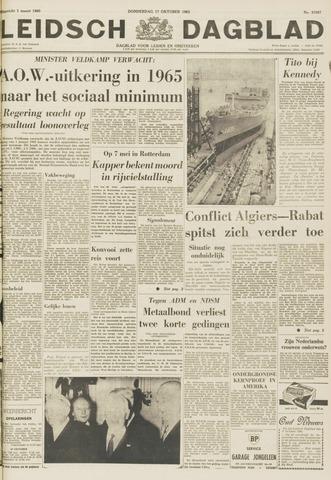 Leidsch Dagblad 1963-10-17