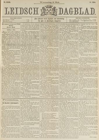 Leidsch Dagblad 1894-05-09