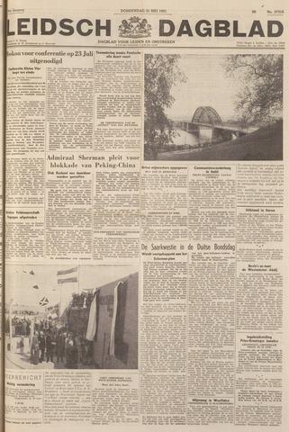 Leidsch Dagblad 1951-05-31
