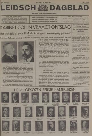 Leidsch Dagblad 1935-07-26