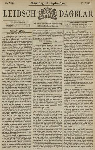 Leidsch Dagblad 1882-09-11