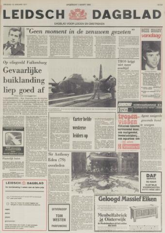 Leidsch Dagblad 1977-01-14