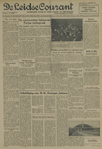 Leidse Courant 1948-08-18