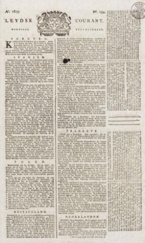 Leydse Courant 1815-11-08