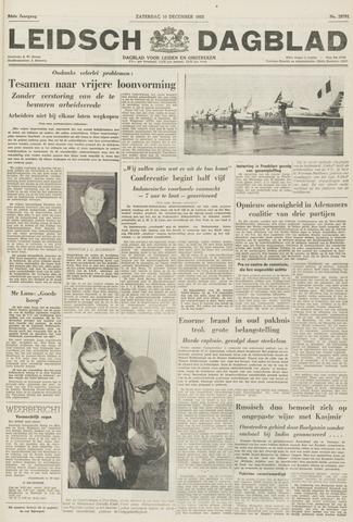 Leidsch Dagblad 1955-12-10