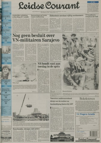 Leidse Courant 1992-05-16